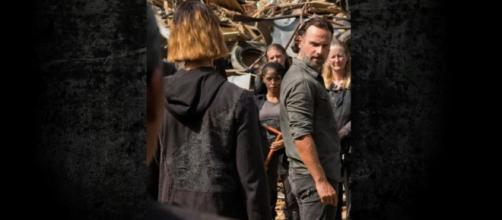Is the junkyard community on 'The Walking Dead' good or bad? - Image via Trevschan2/Photo Screencap via AMC/YouTube.com