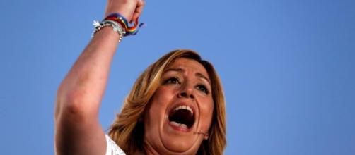 Los planes de Susana Díaz para tomar el control del PSOE - lavanguardia.com