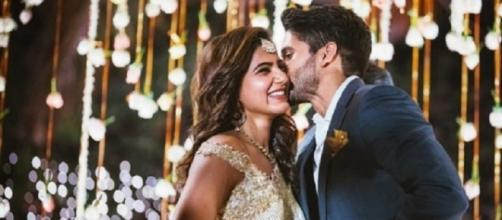 Naga Chaitanya, Samantha engaged (Twitter)