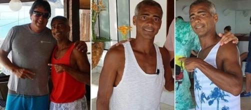 Polêmica sobre novo visual de Romário