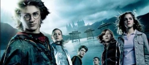 Pôster do filme ''Harry Potter e o Cálice de Fogo''. Divulgação: Warner Bros