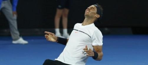 Rafael Nadal - Elogio dello sconfitto