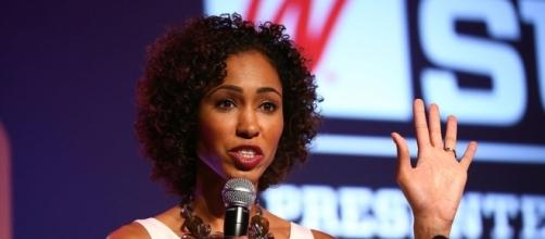 Sage Steele Opens Up About Being A Biracial Woman In Sports Media ... - huffingtonpost.com