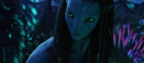 Screenshot do primeiro filme da série Avatar. Fonte: Youtube