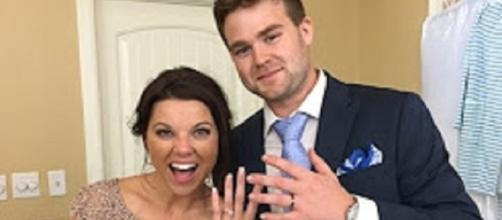 "Source Youtube Entertainment Tonight Amy Duggar Dillon King on ""Marriage Boot Camp"""