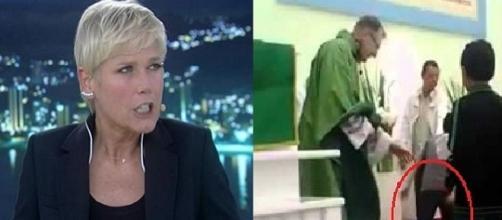 Xuxa pediu prisão de padre por agredir crianças