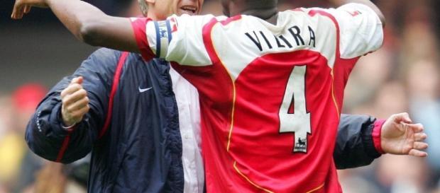 Arsenal news: Patrick Vieira admits frustration that Arsene Wenger ... - thesun.co.uk