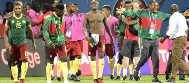 Burkina Faso y Camerún son semifinalistas de la Copa Africana de ... - publimetro.cl