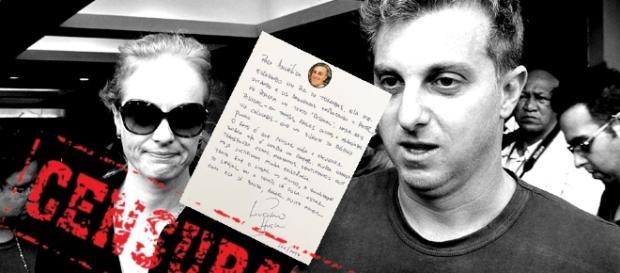 Carta de Huck à Angélica é revelada - Google
