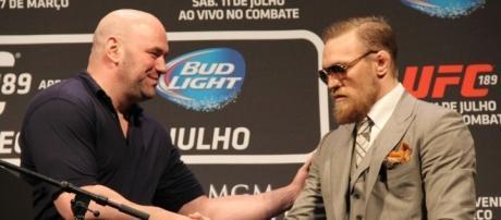 Dana White : Conor McGregor approved for UFC 200 - fightsday.com