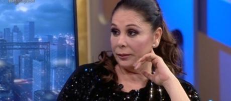 La emoción de Isabel Pantoja en 'El Hormiguero' alerta de su depresión - europapress.es