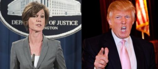 Acting Attorney General Openly Defies President's Refugee Order ... - ijr.com
