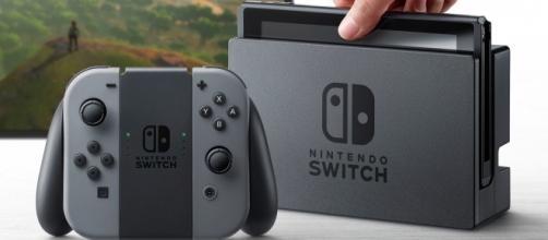 Apresentação do novo console da Nintendo, o Nintendo Switch!