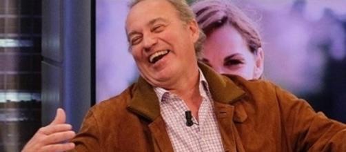 Bertín Osborne, cantante y presentador de TV
