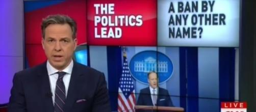 CNN on Sean Spicer, via Facebook