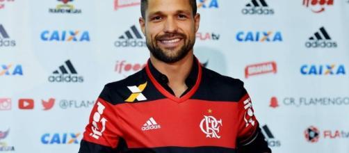 Diego fala sobre importância de vitória na estreia do Carioca