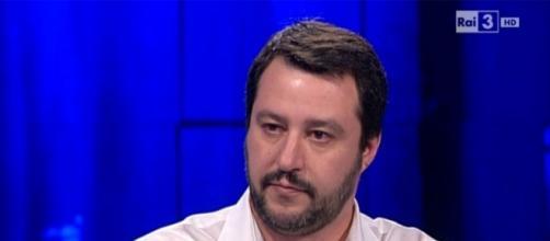 Matteo Salvini, esponente di Lega Nord