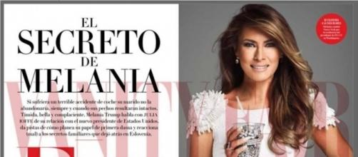 Melania, portada en México - Gente - Diario de León - diariodeleon.es
