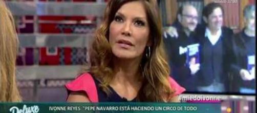 Programas TV: Ivonne Reyes asegura que Pepe Navarro le pidió un ... - elconfidencial.com