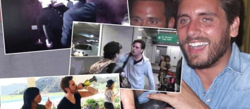 Scott Disick's most outrageous scandals, from boozy binges and ... - mirror.co.uk