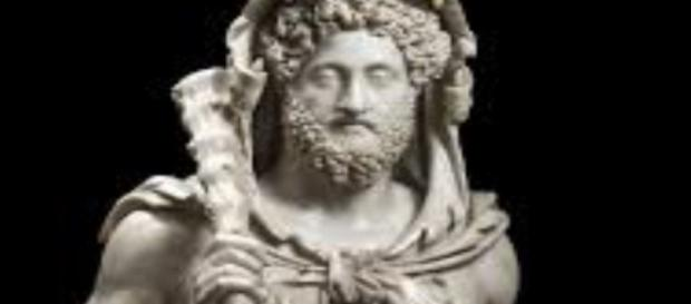 Bust of the emperor Commodus FAIR USE Gettyimage Creative Commons