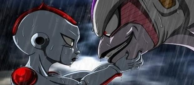Dragon Ball Super: Kuriza el hijo de Freezer