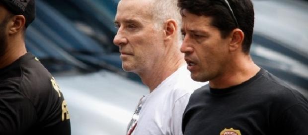 Eike Batista presta depoimento na Operação Eficiência