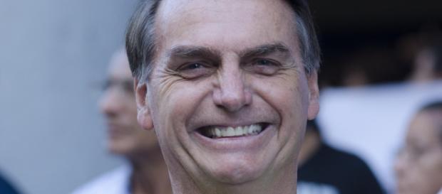 Foto de Jair Bolsonaro (Via: Revista Fórum)