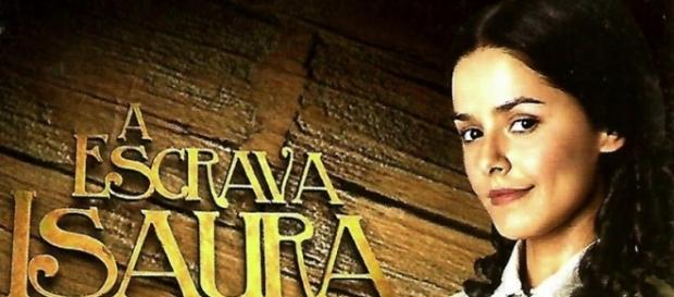 Isaura contará com a ajuda do Comendador Almeida para escapar das garras de Leôncio
