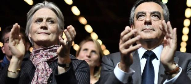 La esposa de Fillon cobró medio millón del Parlamento como ... - elpais.com
