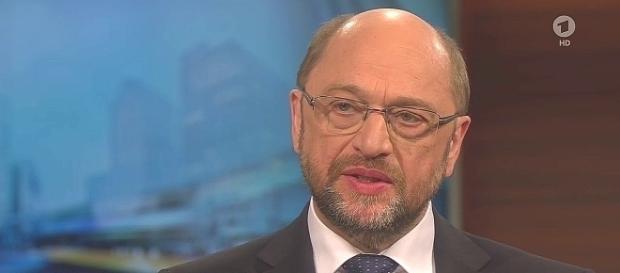 Martin Schulz w programie Anne Will vom 29.01.2017   Der Kandidat - Können Sie Kanzler, Herr Schulz?