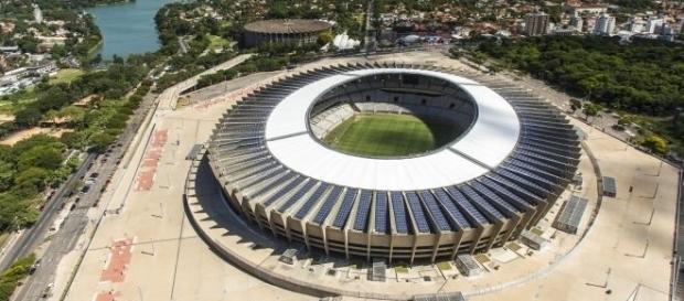 O Mineirão terá torcida meio a meio para o primeiro clássico de 2017.