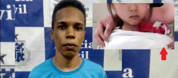 Pastor sequestra menina e alega não saber que era crime