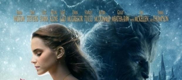 Poster ufficiale de La Bella e la bestia (2017)