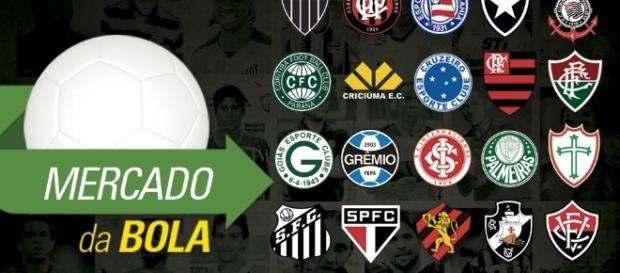 São Paulo movimentou o início da semana no mercado da bola.