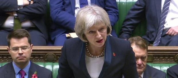 Theresa May, primul ministru al Regatului Unit al Marii Britanii și Irlandei de Nord