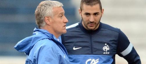 Didier Deschamps prend une décision concernant Benzema - crédit image : bfmtv