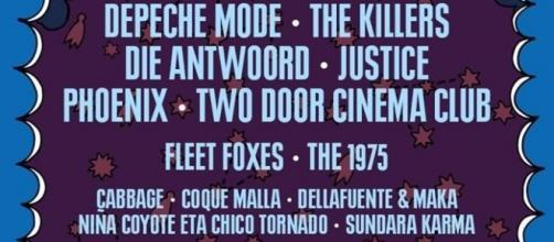 BBK Live 2017: The 1975, Justice, Coque Malla
