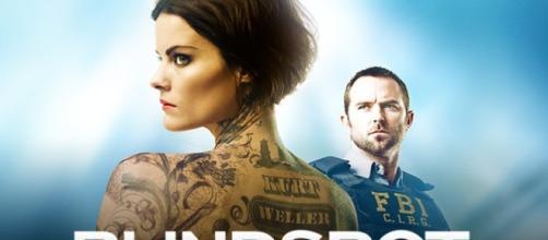 Blindspot tv show logo image via Flickr.com