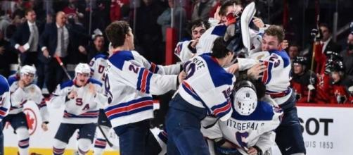Breaking: United States beats Canada, wins 2017 world junior ... - windsorstar.com
