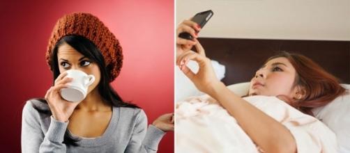 Checar o celular é inaceitável ao acordar