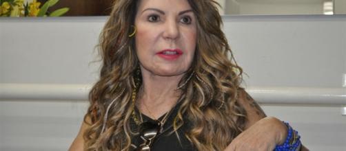 Elba Ramalho, cantora de 'De Volta pro Aconchego'