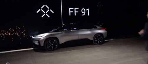 Faraday Future's FF91 launch: A stumbling start for the new king ... - newatlas.com