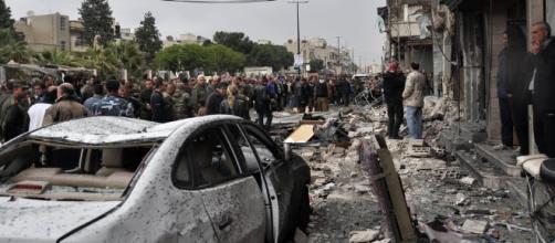 farodiroma » Autobomba contro un gruppo di sciiti a Baghdad ... - farodiroma.it
