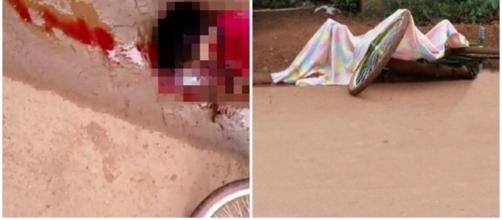 Garota é assassinada no meio da rua