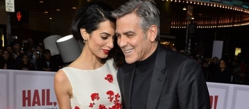 George Clooney Quotes About Amal Clooney That Will Make You Swoon - marieclaire.co.uk