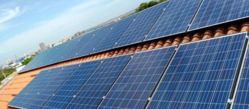 Instalação experimental de energia solar em Bauru