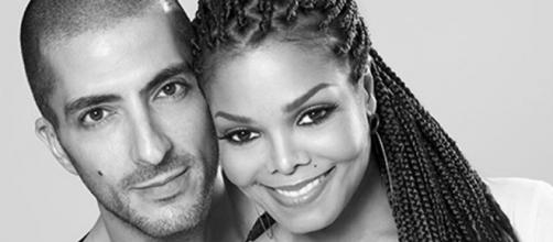 Janet Jackson and her Wassim Al Manna - Source: AKNS