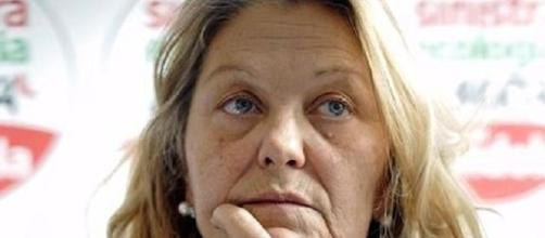 Loredana De Petris, capogruppo di Sinistra Italiana al Senato