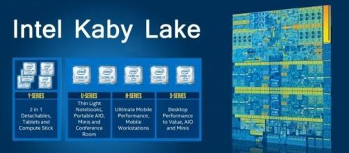 Kaby Lake, in arrivo la settima generazione di CPU.